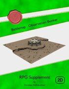 Battlemap : Observation Bunker
