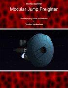 Starships Book III0II : Modular Jump Freighter