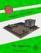 Battlemap : Colony Center
