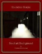 Haunted House : Stockart Background