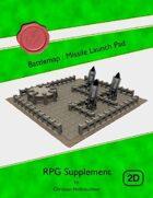 Battlemap : Missile Launch Pad