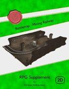 Battlemap : Mining Railway