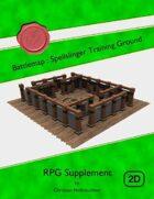 Battlemap : Spellslinger Training Ground
