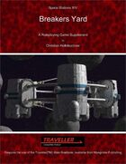 Space Stations XIV : Breakers Yard