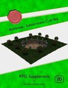 Battlemap : Subterranean Cult Site
