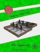 Battlemap : Paddy Fields