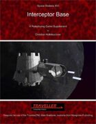 Space Stations XVI : Interceptor Base