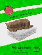 Battlemap : Cliffside Path