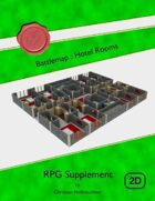 Battlemap : Hotel Rooms