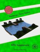 Battlemap : Ferry Station