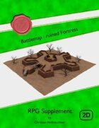 Battlemap : Ruined Fortress
