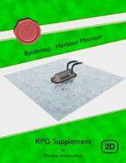 Battlemap : Harbour Monitor