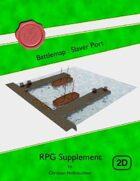 Battlemap : Slaver Port