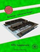 Battlemap : Submarine Bunker