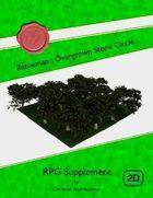 Battlemap : Overgrown Stone Circle