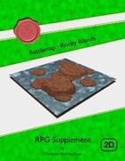 Battlemap : Rocky Islands