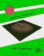Battlemap : Sewage Plant