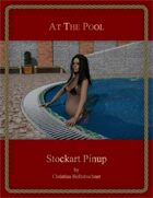 At the Pool : Stockart Pinup