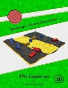 Battlemap : Volcana Devastation