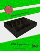 Battlemap : Armoury