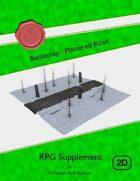 Battlemap : Plastered Road