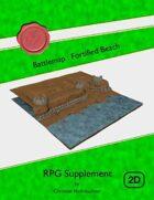 Battlemap : Fortified Beach