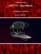 Starships Book I00IIII : QRT70 Stormfront