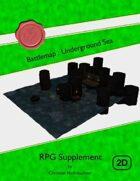 Battlemap : Underground Sea