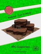 Battlemap : Cave Dwellings