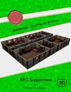 Battlemap : Dormitory Rooms