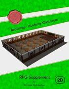 Battlemap : Academy Classroom
