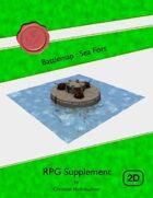 Battlemap : Sea Fort