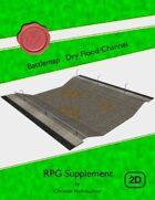 Battlemap : Dry Flood Channel