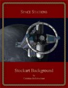Stockart : Space Stations