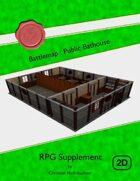 Battlemap : Public Bathhouse