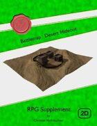 Battlemap : Desert Hideout