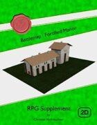 Battlemap : Fortified Manor