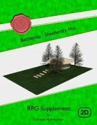 Battlemap : Shepherd's Hut