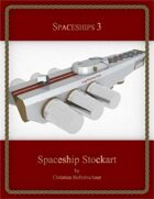Spaceships 3 : Spaceship Stockart