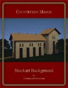 Countryside Manor : Stockart Background