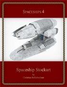 Spaceships 4 : Spaceship Stockart