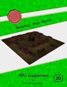 Battlemap : Night Market