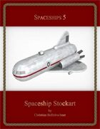 Spaceships 5 : Spaceship Stockart