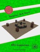 Battlemap : Skull Throne