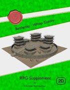 Battlemap : Hilltop Colony