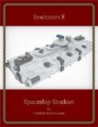 Spaceships 8 : Spaceship Stockart