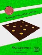 Battlemap : Plains of Rust and Fire