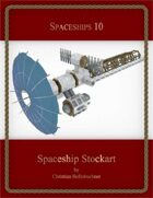 Spaceships 10 : Spaceship Stockart