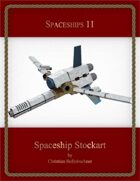 Spaceships 11 : Spaceship Stockart