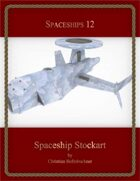 Spaceships 12 : Spaceship Stockart